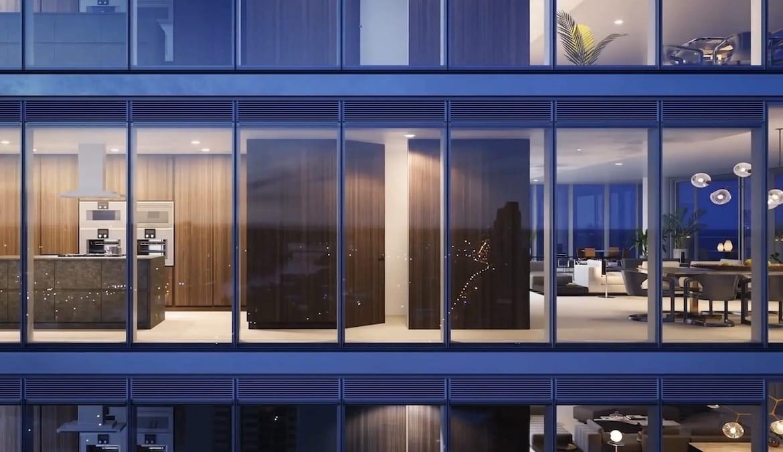 2000 Ocean Condos Building Suite Exterior