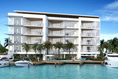 Adagio On The Bay Fort Lauderdale Condos Yacht