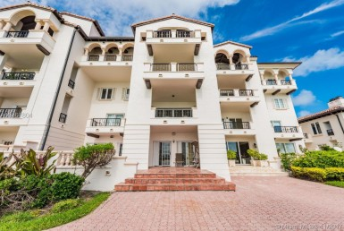 Bayside at Fisher Island Condos Front View