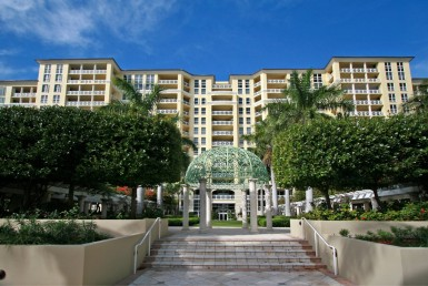 Grand Bay Residences Key Biscayne Condos Front View