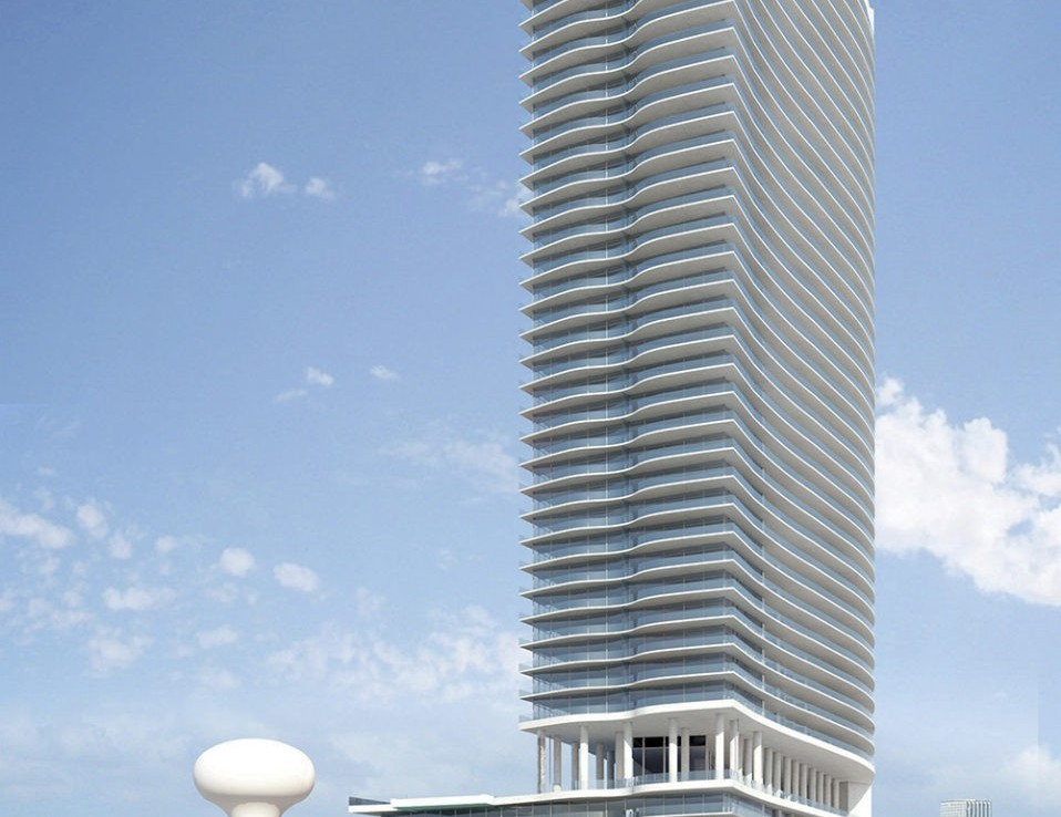 Hyde Resort and Residences Hallandale Beach Condos Exterior View
