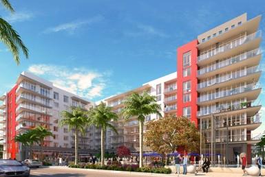 Midtown Doral Condos Building Exterior Area