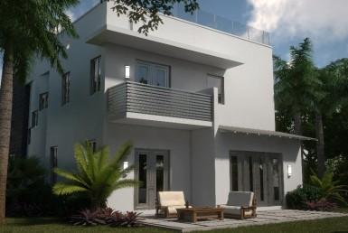 Oasis by Shoma Group Doral Condos Buildong Exterior Area