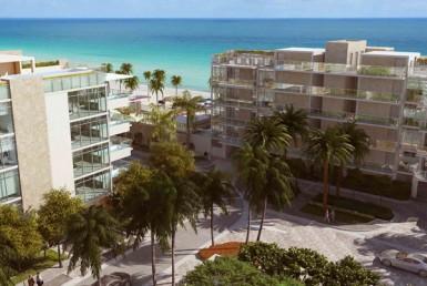 Sage Beach Hollywood Condos Sky Line View