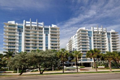 Sapphire Fort Lauderdale Condos Exterior View