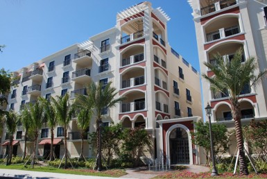 The Fountains Fort Lauderdale Condos Exterior View