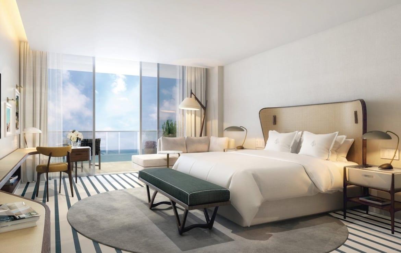 Four Seasons Residences Suite Bedroom
