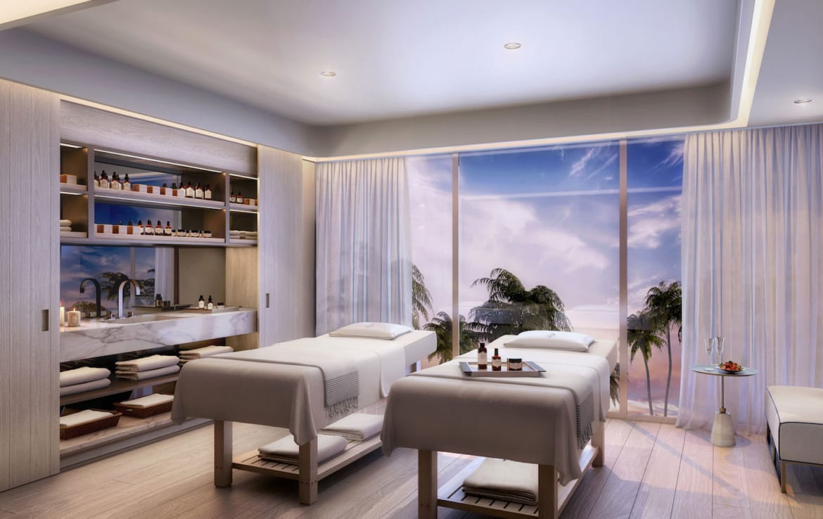 Four Seasons Residences Spa and Massage Therapy