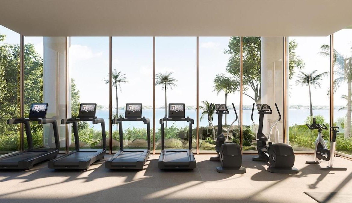 La Clara Residences Fitness Centre