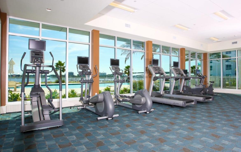Marina Grande Daytona Gym
