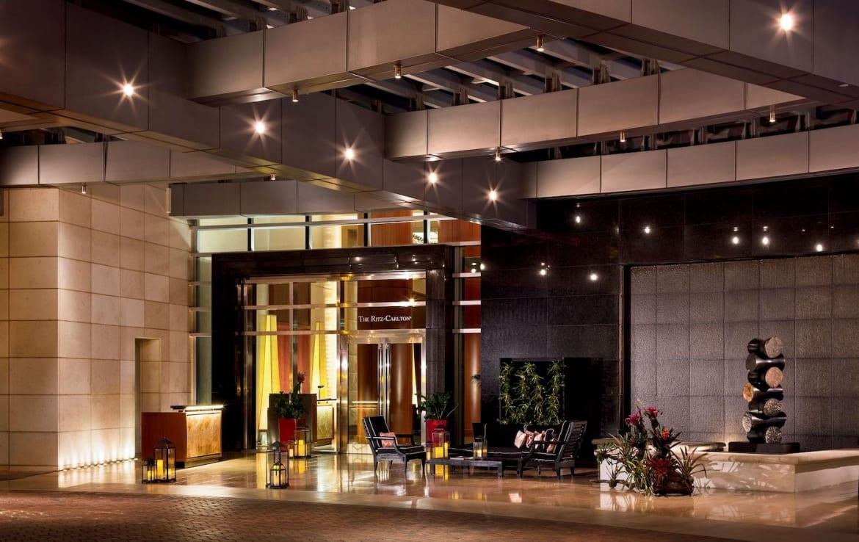 The Ritz-Carlton Residences One Bal Harbour Entrance