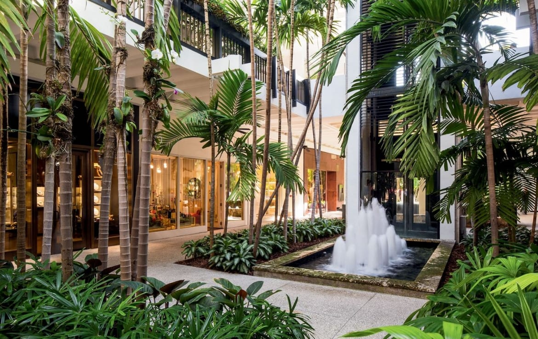 The Ritz-Carlton Residences One Bal Harbour Courtyard