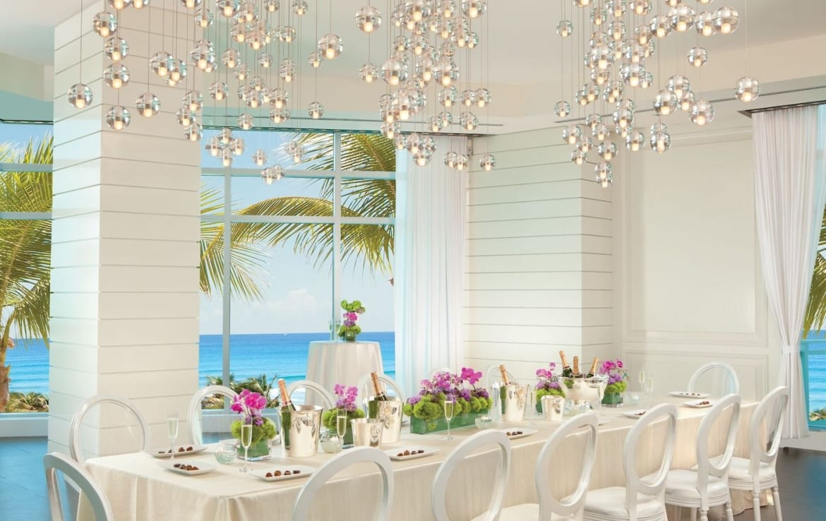 The Ritz-Carlton Residences One Bal Harbour Party Room