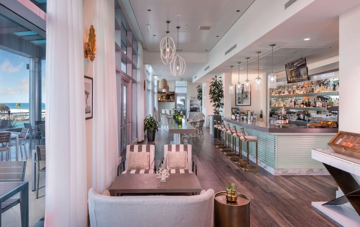 The Ritz-Carlton Residences One Bal Harbour Business Dining