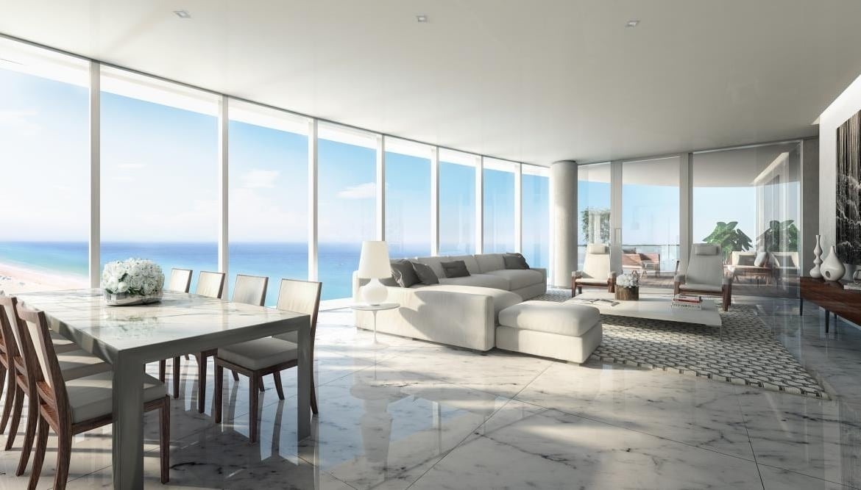 The Ritz-Carlton Residences Sunny Isles Suite Interior