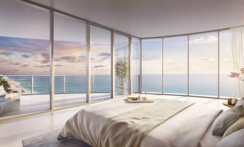 The Ritz-Carlton Residences Sunny Isles Suite Bedroom