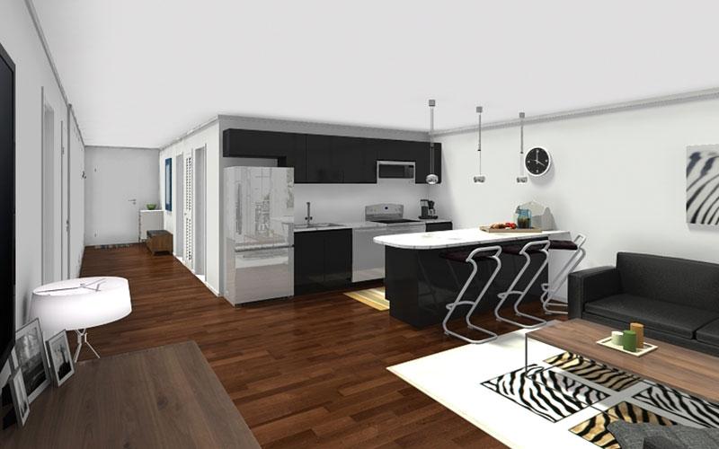 The Retreat at Regal Palms Suite Kitchen