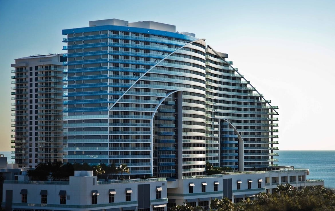 W Fort Lauderdale Residences Building
