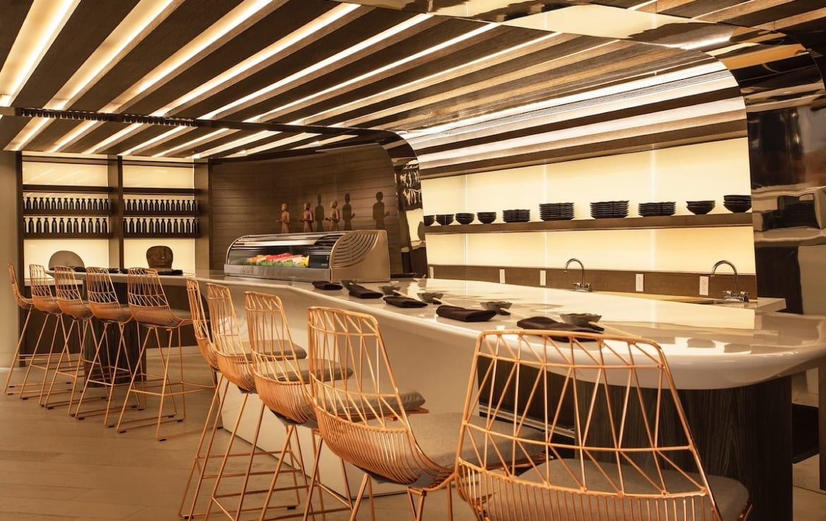W Fort Lauderdale Residences Bar