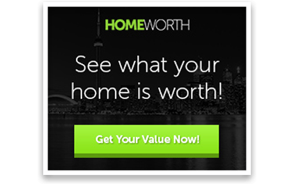 See what your home is worth!