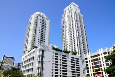 1060 Brickell Condos Building Exterior View