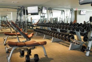 900 Biscayne Condos Fitness Centre