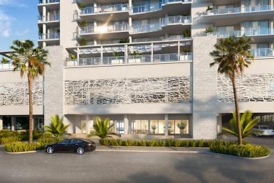Adagio Fort Lauderdale Beach Condos Building Exterior View