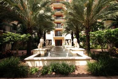 Andalusia Coral Gables Condos Building Exterior View