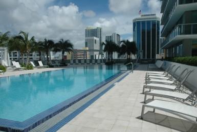 Axis Condos Swimming Pool