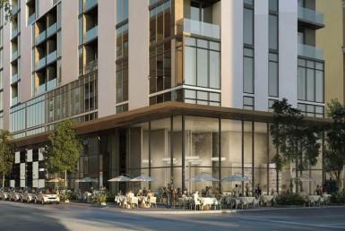 Centro Condos Building Exterior View