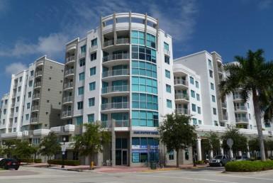Cosmopolitan Beach Condos Building Exterior
