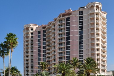 Europa by the Sea Lauderdale by the Sea Condos Exterior View