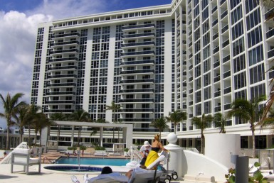 Harbour House Bal Harbour Condos Exterior View