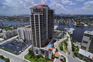 Jackson Tower Fort Lauderdale Condos Skyline View