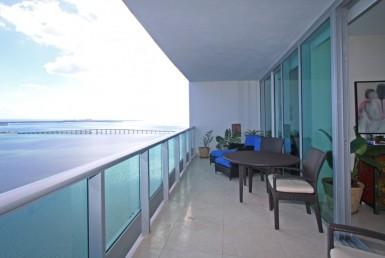 Jade Condos Balcony