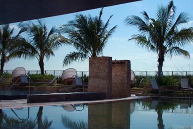 MEi Beach Condos Swimming Pool Area