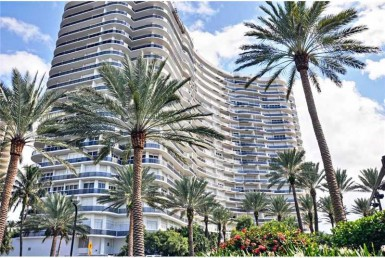 Majestic Tower Bal Harbour Condos Buliding Exterior Area
