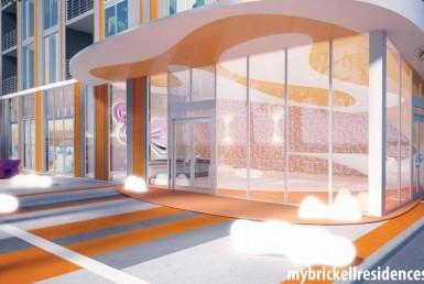 My Brickell Condos Building Exterior View