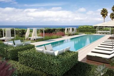 Ocean House Beach Condos Swimming Pool