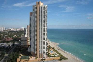 Ocean III Sunny Isles Beach Condos Building Exterior View
