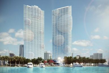 Paraiso Bay Condos Building Exterior View