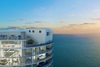 Porsche Design Tower Sunny Isles Beach Condos Sea View