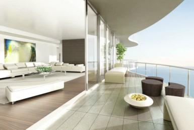 Regalia Sunny Isles Beach Condos Balcony