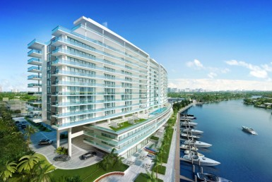 Riva Ft.Lauderdale Condos Sea View