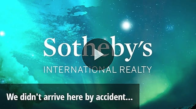 Sotheby's International Realty Video Marketing