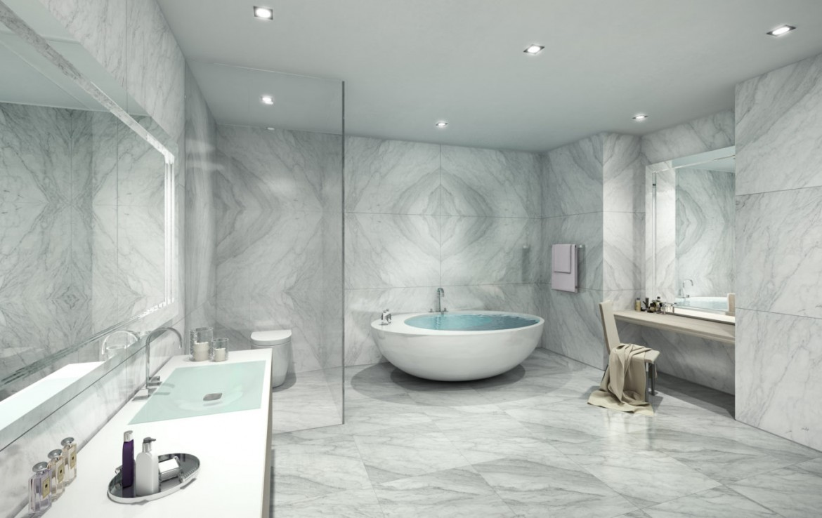 Turnberry Ocean Club Residences Sunny Isles Beach Condos Bathroom