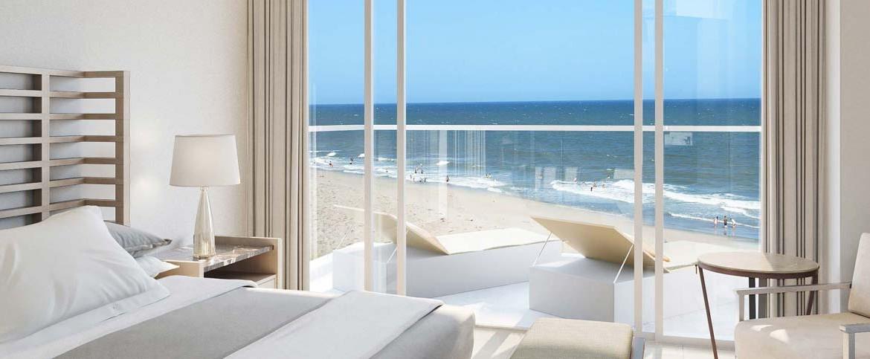 Interior Rendering of Amrit Ocean Resort and Residences Bedroom