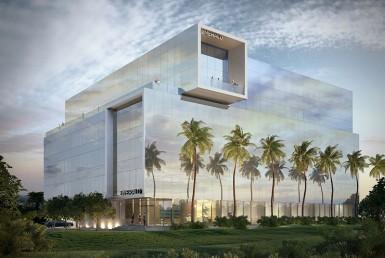 Emerald Aventura, New Class A Office Building in Miami