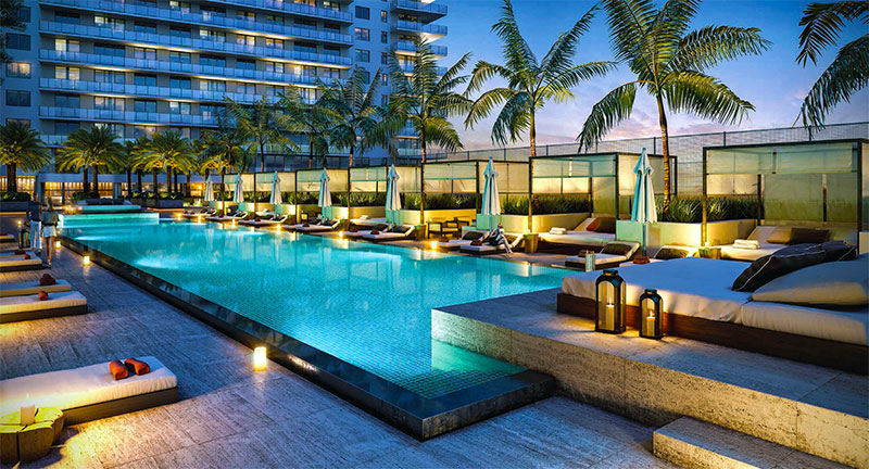 Prive, Private Island Residences in Aventura