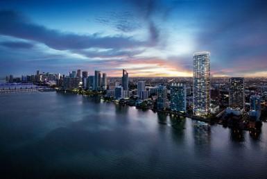 Missoni Baia Residences in Edgewater, Miami